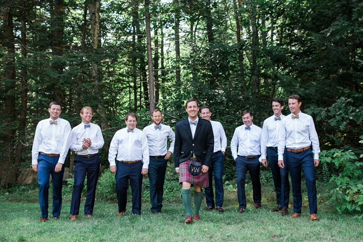 9 Outdoor Wedding, by Leah Fisher Photography