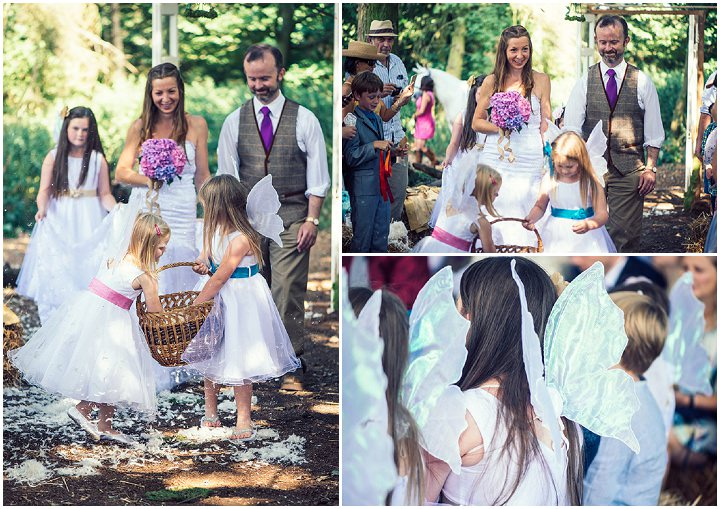 9 Woodland Wedding By Kelsie Low Photography