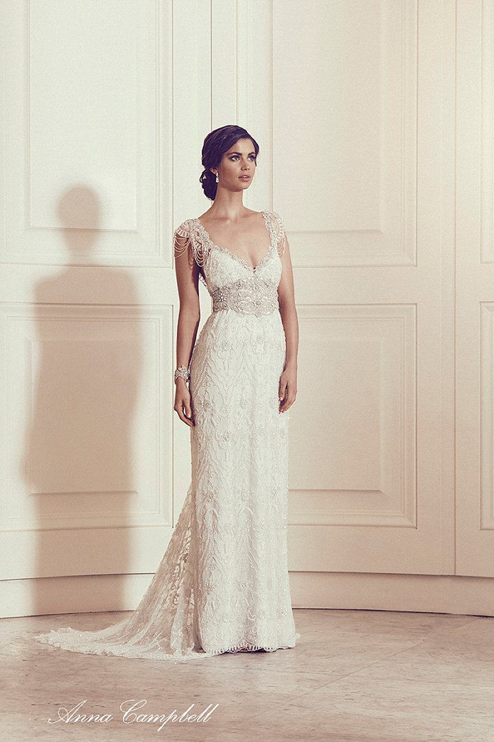 Anna Dresses Campbell Bridal