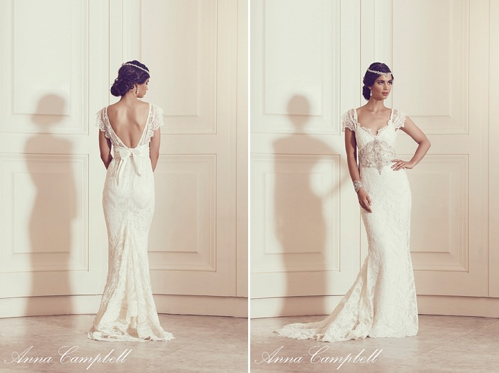 Anna gowns Campbell Bridal