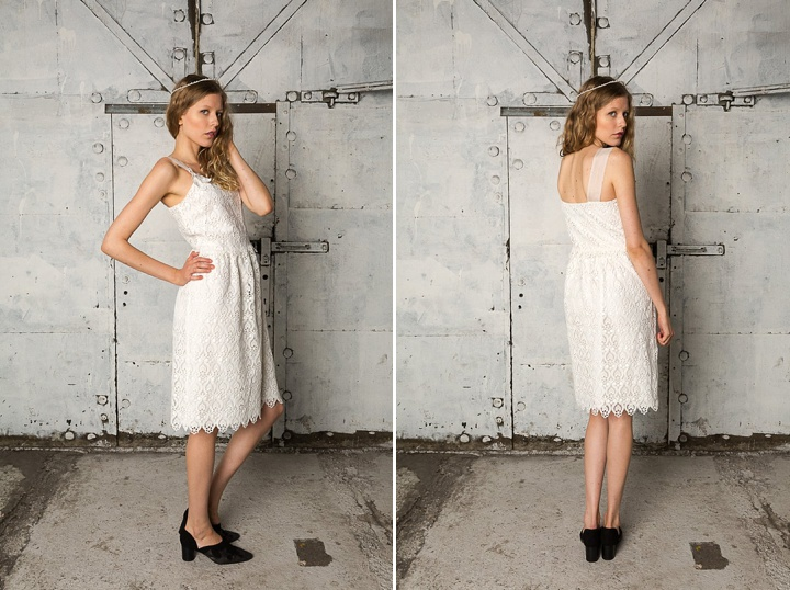 Non Fuss Wedding Dresses For The