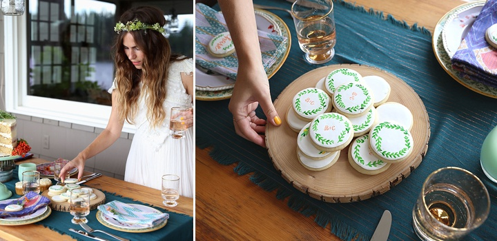 Dreamy Garden Party Wedding Inspiration