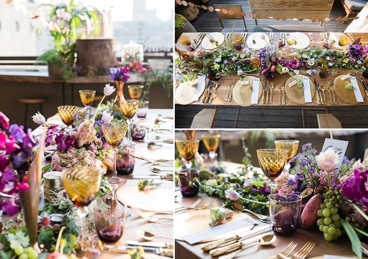 City Boho Wedding Inspiration