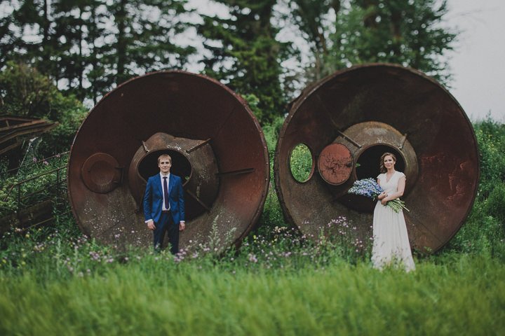 Reelika and Alar's Laid Back Farm Wedding in Estonia By Gerry Sulp Photography