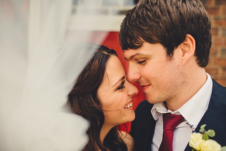Guildhall Leicester Wedding, couple in love By Coates and Stain Photography