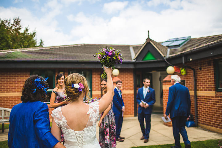 10 Foxholes Farm Wedding in Sheffield By S6 Photography