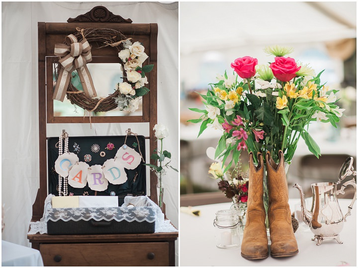 North Carolina Details Wedding By Heather and Jared Photography
