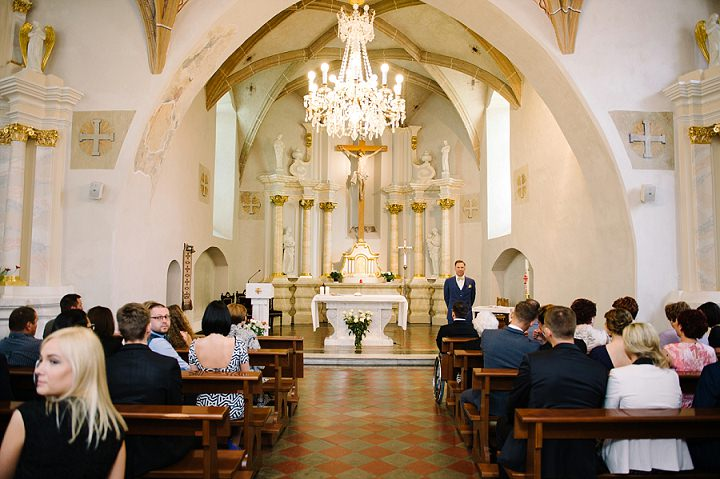 Modern Lithuanian ceremony Wedding By Diana Zak Photography