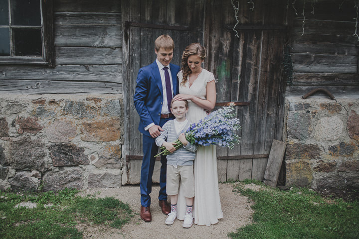 Farm Wedding in Estonia By Gerry Sulp Photography