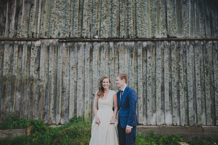 Farm Wedding Bridal portraits in Estonia By Gerry Sulp Photography