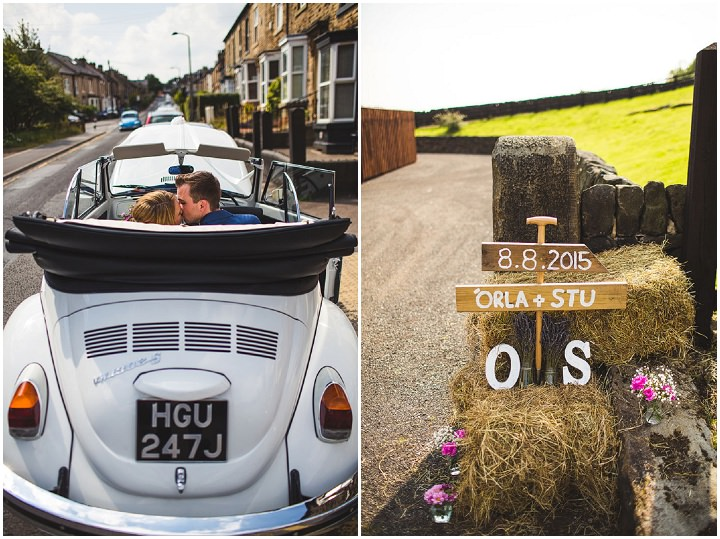 16 Foxholes Farm Wedding in Sheffield By S6 Photography