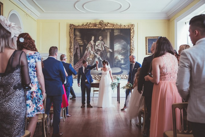 Wedding Celebrations at Doddington Hall Lincolnshire Wedding By Phillipa James Photography
