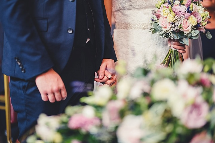 Boho Wedding Dress Leicester : Hannah and robert s colourful informal leicester wedding