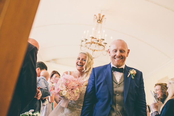 Alrewas Hayes bride and groom Wedding in Staffordshire by Neil Jackson Photographic