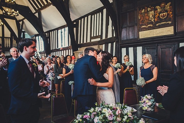 22 Guildhall Leicester Wedding By Coates and Stain Photography