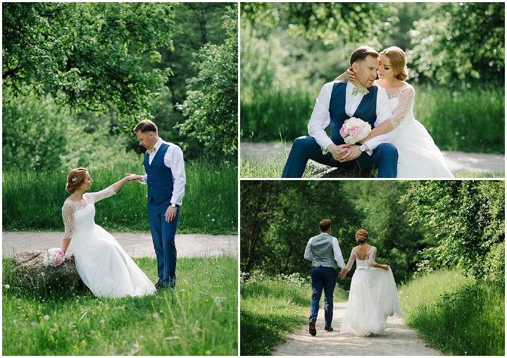 Modern Lithuanian bride and groom Wedding By Diana Zak Photography