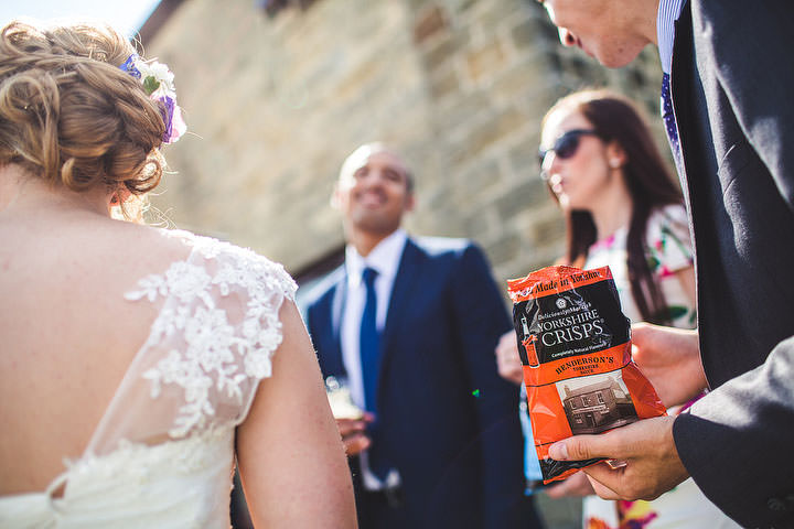 23 Foxholes Farm Wedding in Sheffield By S6 Photography