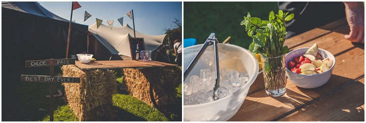 Chloe and Paul's Outdoor Autumn Wedding details in North Wales By Lottie Elizabeth Photography