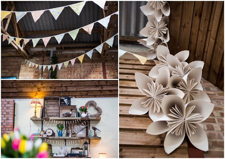 Bride and groom decorations Vintage Inspired Great Yarmouth Town Hall Wedding By Tatum Reid Photography