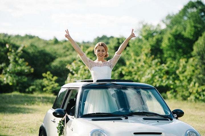 Modern Lithuanian bride Wedding By Diana Zak Photography