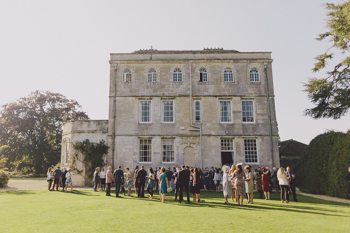 Autumnal Elmore Court wedding venue in Gloucestershire Wedding By Scuffins Photography