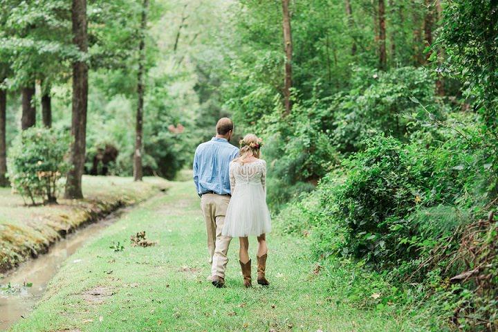 North Carolina Wedding By Heather and Jared Photography