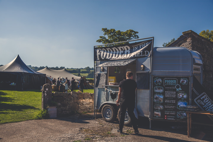 Chloe and Paul's Outdoor Autumn Wedding in North Wales By Lottie Elizabeth Photography