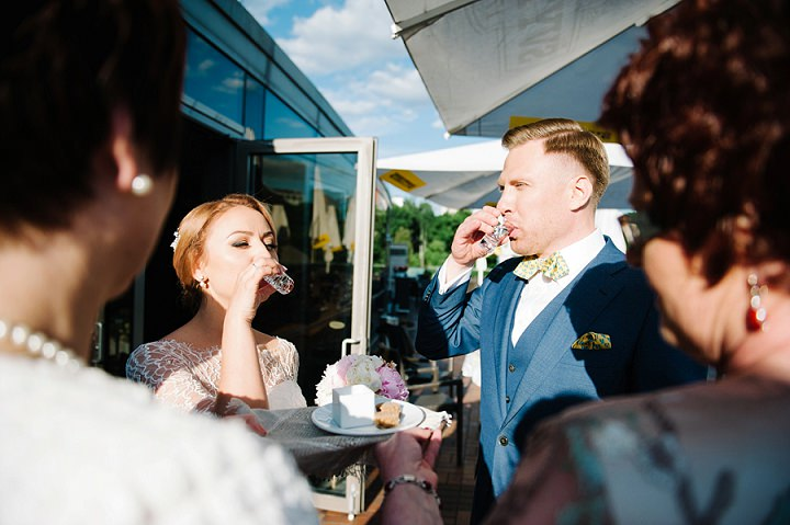 Modern Lithuanian drinks Wedding By Diana Zak Photography