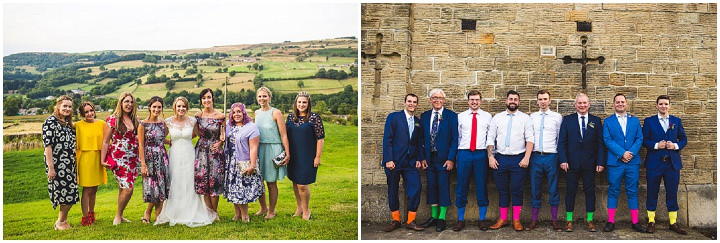 29 Foxholes Farm Wedding in Sheffield By S6 Photography