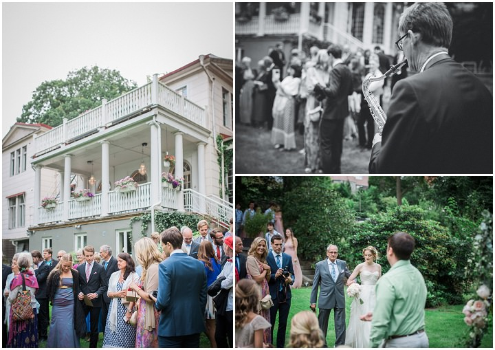 Outdoor Swedish Wedding in Göteborg By Loke Roos Photography