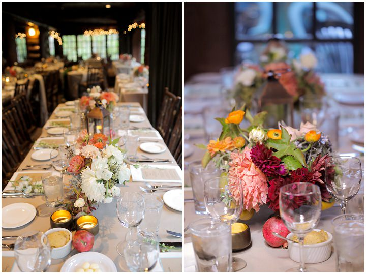 Wedding at Log Haven Restaurant in Utah beautiful decorations Wedding By Pepper Nix Photography