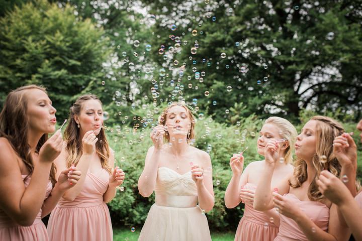 Outdoor Swedish Wedding By Loke Roos Photography
