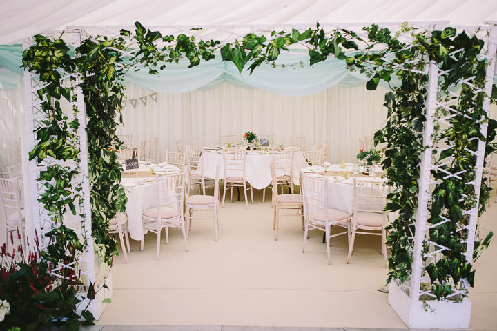 Warwickshire Wedding Decorations By Kevin Belson Photography