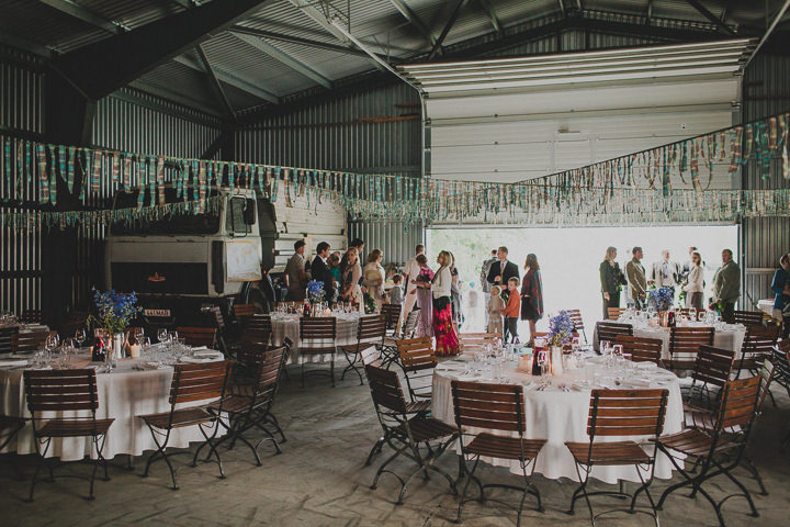 Laid Back Farm Wedding in a building in Estonia By Gerry Sulp Photography