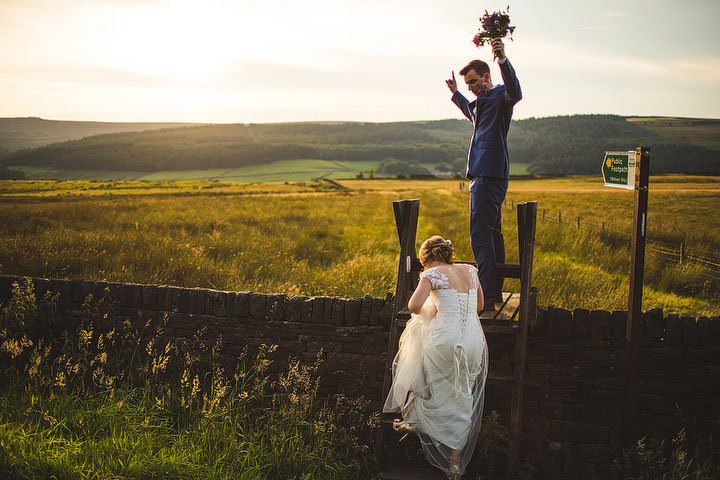 31 Foxholes Farm Wedding in Sheffield By S6 Photography