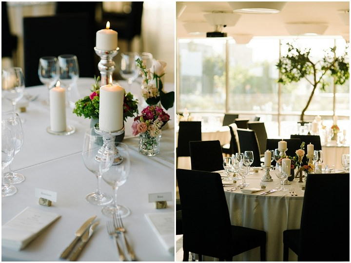 Modern Lithuanian table setting Wedding By Diana Zak Photography