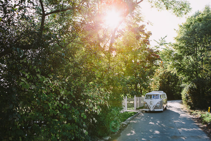 Warwickshire Campervan Wedding By Kevin Belson Photography