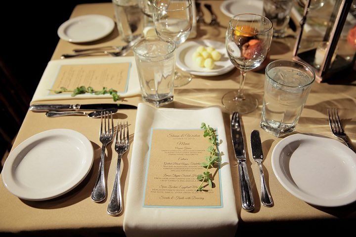 Wedding stationery at Log Haven Restaurant in Utah Wedding By Pepper Nix Photography