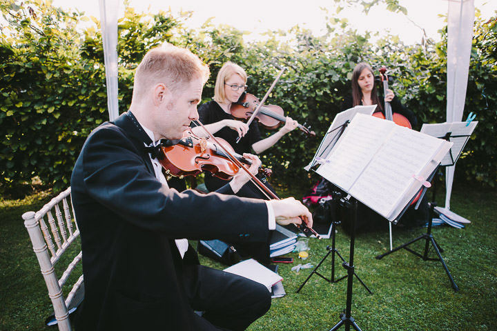 Warwickshire Wedding Quartet By Kevin Belson Photography