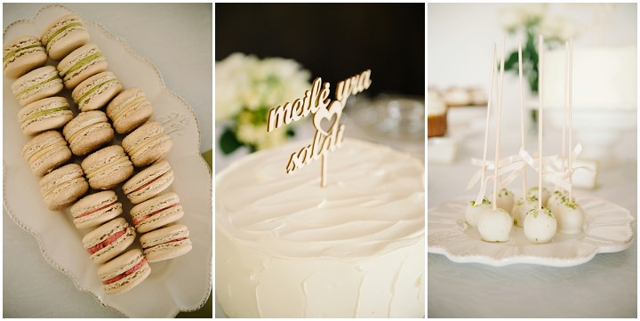 Modern Lithuanian sweet treats Wedding By Diana Zak Photography