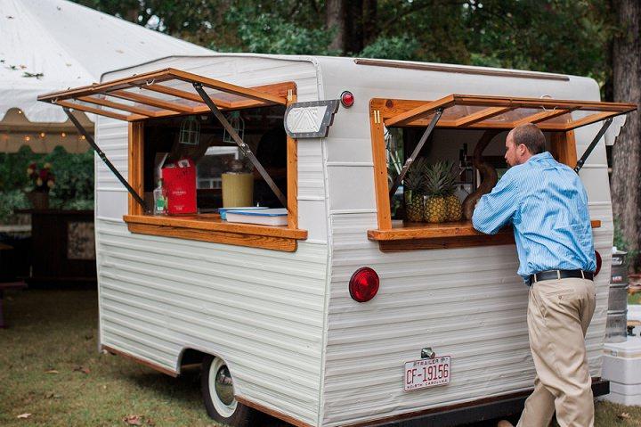 North Carolina Caravan Wedding By Heather and Jared Photography