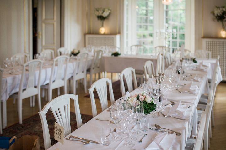 Outdoor Swedish Wedding setting in Göteborg By Loke Roos Photography