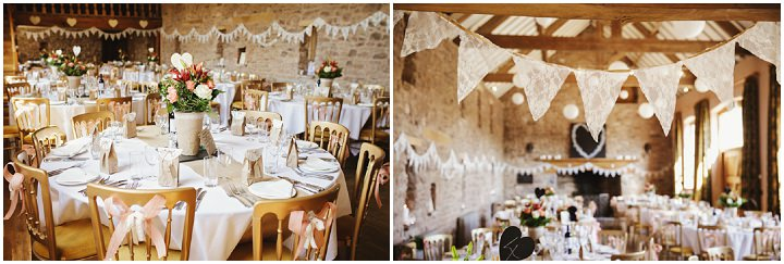 Barn Wedding setting in Hereford By Gemma William's Photography