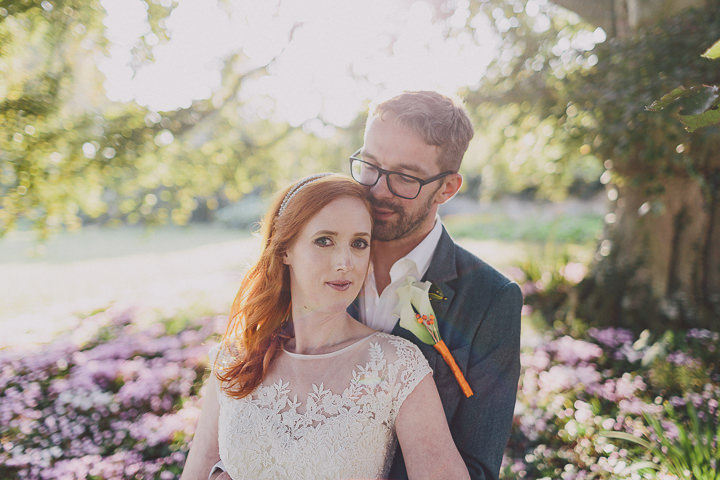 Autumnal Elmore Court Gloucestershire Wedding By Scuffins Photography