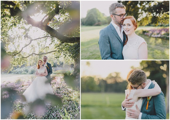 Autumnal Elmore Court couple portraits Gloucestershire Wedding By Scuffins Photography