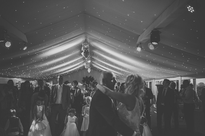 Alrewas Hayes Wedding first dance in Staffordshire by Neil Jackson Photographic