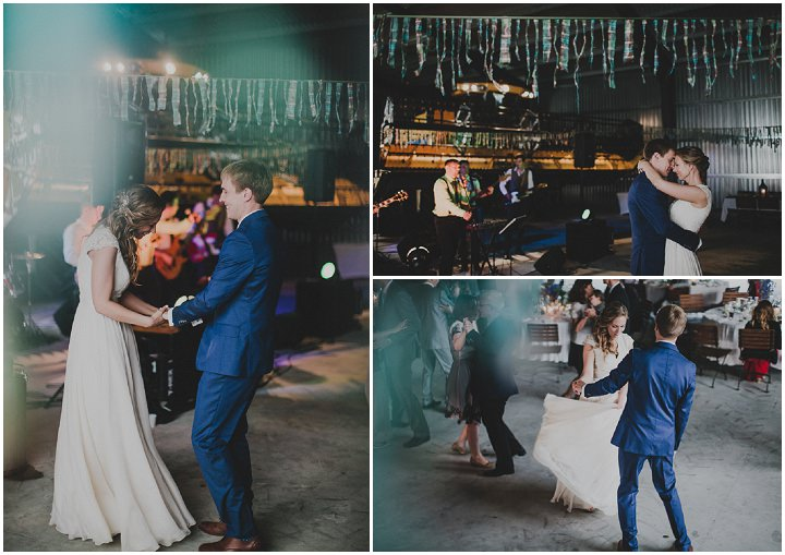 Laid Back Farm Wedding dancing in Estonia By Gerry Sulp Photography
