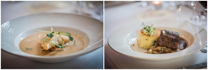 Outdoor Swedish Wedding food in Göteborg By Loke Roos Photography