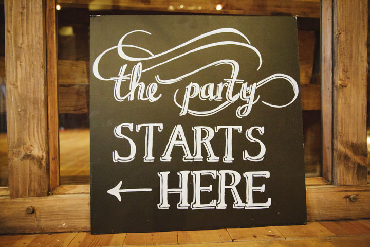 Barn Wedding party starts here in Hereford By Gemma William's Photography