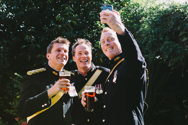 Warwickshire Military Wedding By Kevin Belson Photography